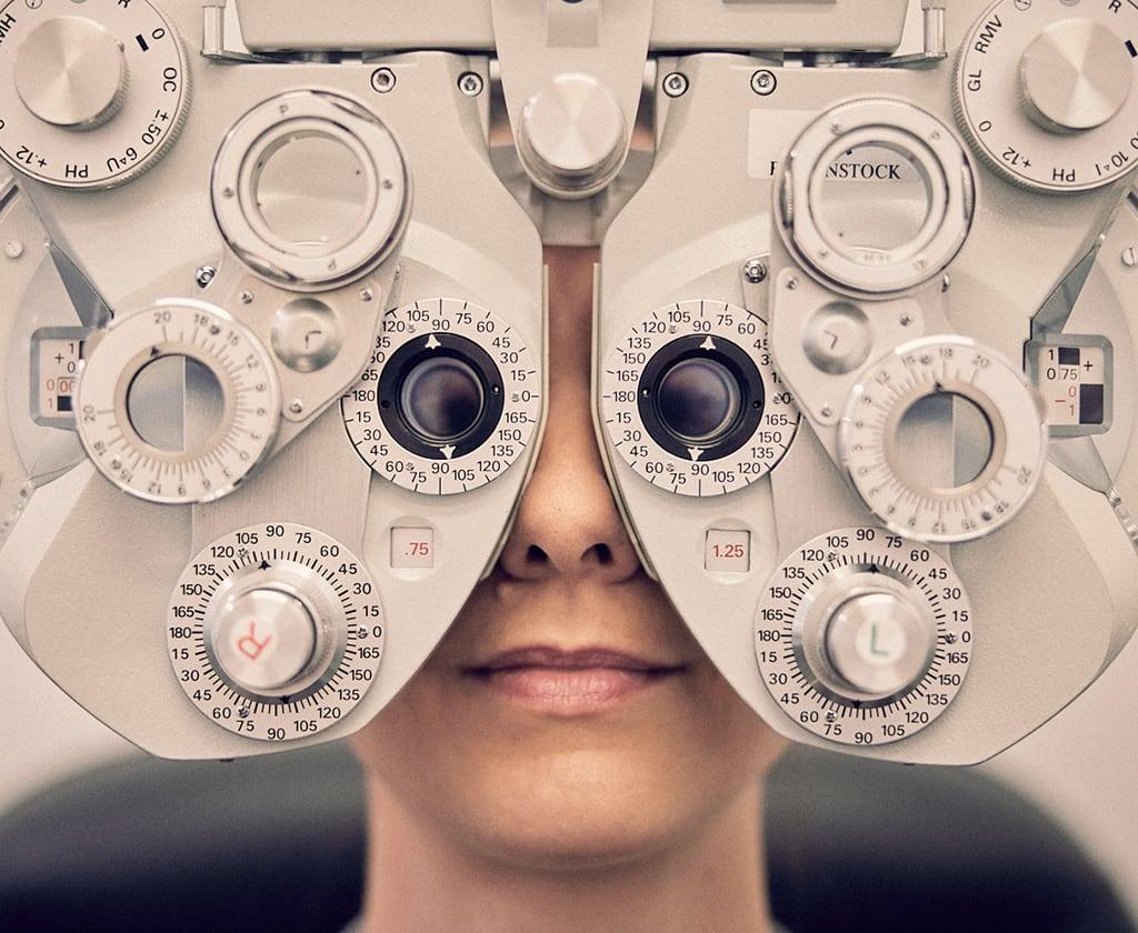 Brillenglasbestimmung mit dem Phoropter