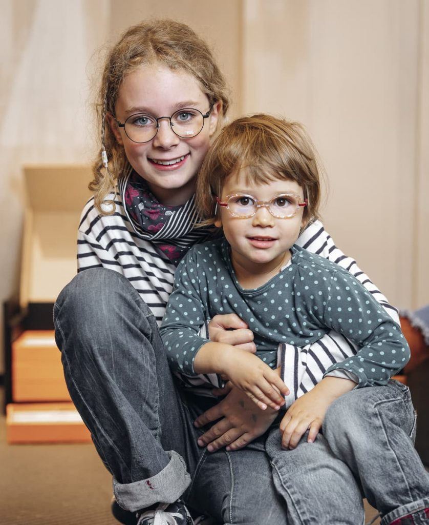Coole Kinderbrillen bei TOP OPTIK