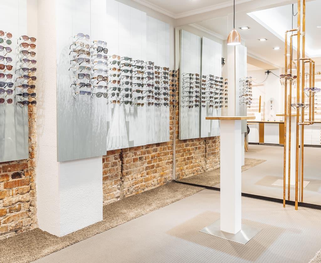 Optiker: Schwabstraße in Stuttgart